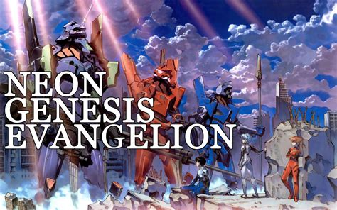 neon genesis evangelion neon genesis evangelion theatrical trailer