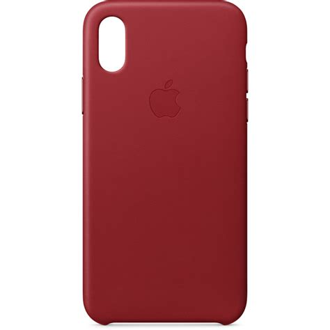 apple iphone  leather case productred mqtezma bh photo