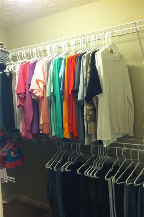 How To Organize A Walk In Closet Do It Yourself by Home Story Organizing Your Walk In Closet