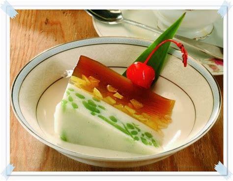 resep membuat puding nangka resep puding cendol lapis enak resep masakan top chef