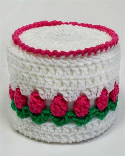 pattern toilet paper maggie s crochet 183 free rosebud toilet paper topper