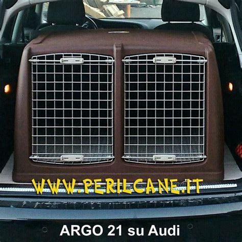 gabbie cani auto trasportino doppio per cani media piccola su audi
