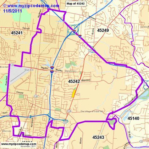cincinnati zip code map zip code map of cincinnati ohiodownload free software programs discoverybackuper
