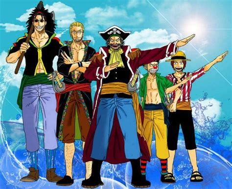 film one piece gold roger gold d rogers crew one piece amino