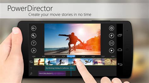 movie editor android best android video editing apps