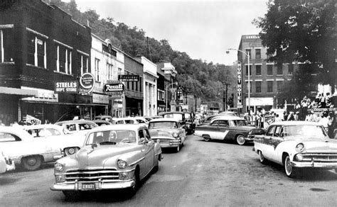 photos of hazard kentucky the 1950s and 1960s kentucky