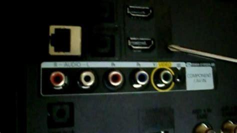 entrada optica tv samsung led 32eh4500 smart tv lan 231 2012 unboxing