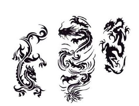 gambar tato tatto naga tribal