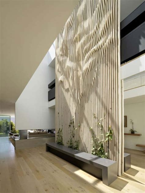 wood partitions 30 wood partitions that add aesthetic value to your home
