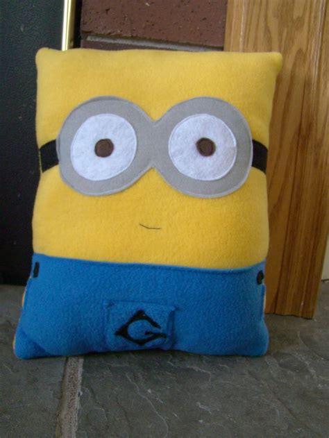 Minion Plush Pillow by Minion Pillow Plush