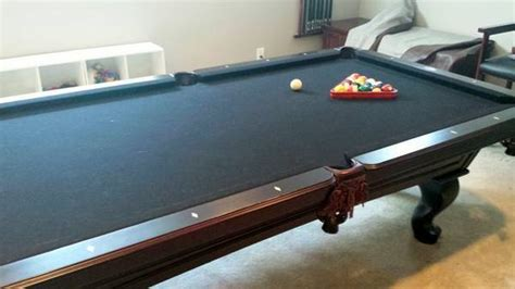 used pool tables for sale indianapolis used pool tables for sale indianapolis indiana