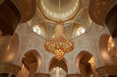 Mosque Chandelier Mosque Chandelier Muscat 04 Grand Mosque 05 Chandelier Hanging From Central Dome Sultan