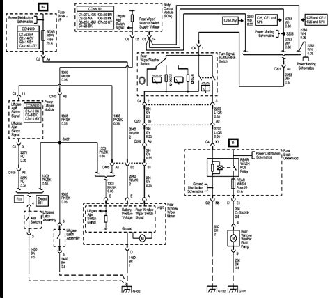 gm wiring diagrams wiring diagram and schematic diagram images need to the wiring diagram 2008 suburban for the lift gate modual wiper works but the