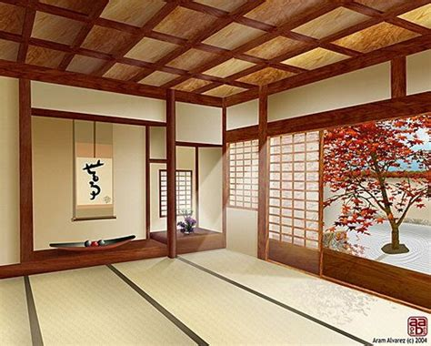 interior designs beautiful japanese bedroom interior