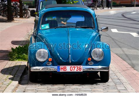 blue volkswagen beetle vintage blue volkswagen beetle stock photos blue