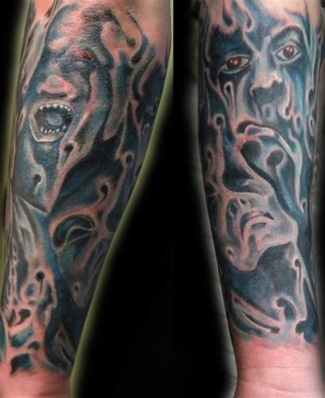 soul of tattoo burning souls tattoos