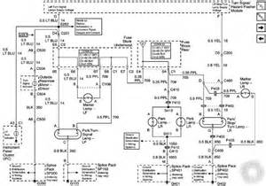 C305 Connector Buick Rendezvous 2004 Buick Rendezvous Radio Wiring Diagram Electrical