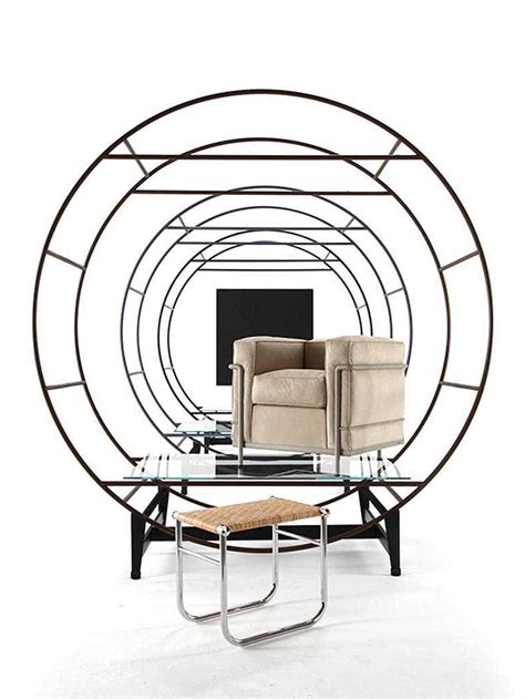 poltrona cassina cassina lc2 armchair