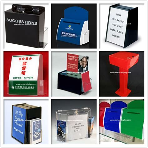 Raising A Cat Planner Box Set Seperangkat Daftar Rencana donation box suppliers manufacturers customized better display