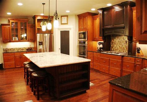 red cherry cabinets kitchen cool kitchen color schemes decor for homesdecor for homes