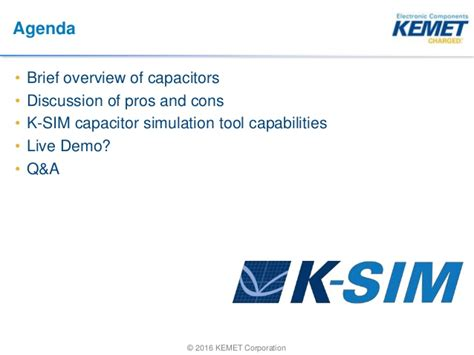 tantalum capacitor pros and cons k sim usage and techniques for simulating kemet capacitors