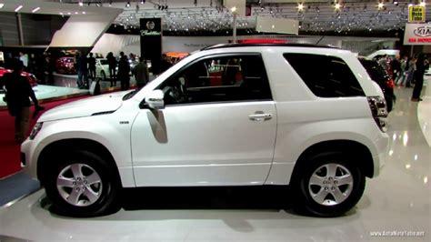New Suzuki Grand Vitara 3 Door 2013 Suzuki Grand Vitara Diesel 3 Door At 2012 Auto Show