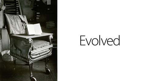 charles darwin hacked together his own office chair