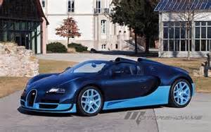 Show Me A Picture Of A Bugatti The Bugatti Veyron Grand Sport Vitesse