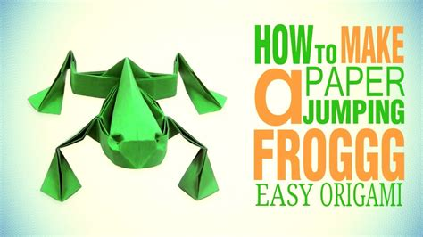 How Do You Make A Frog Out Of Paper - how do you make a frog out of paper 28 images cone