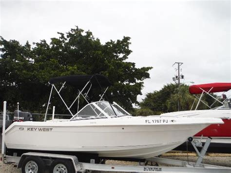 key west boats for sale in ohio used key west boats for sale 6 boats