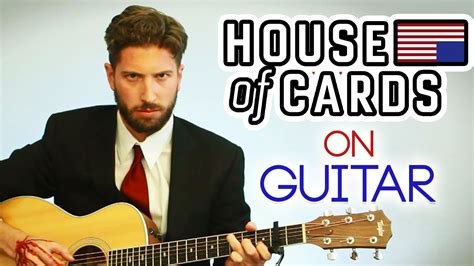 house of cards theme song house of cards theme song on guitar chords chordify