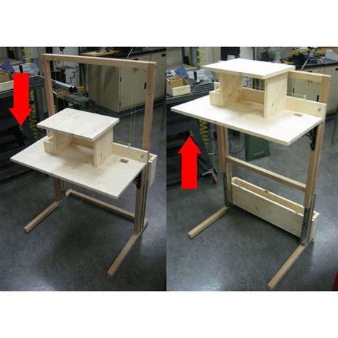 standing desk woodworking plans standing desk woodworking plans woodworking projects plans