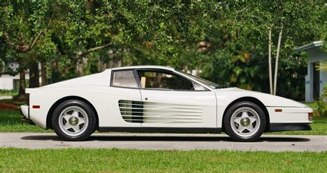 Miami Vice Auto by Mecum Miami Vice Testarossa