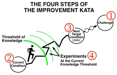 kata practice for scientific thinking skill and mindset