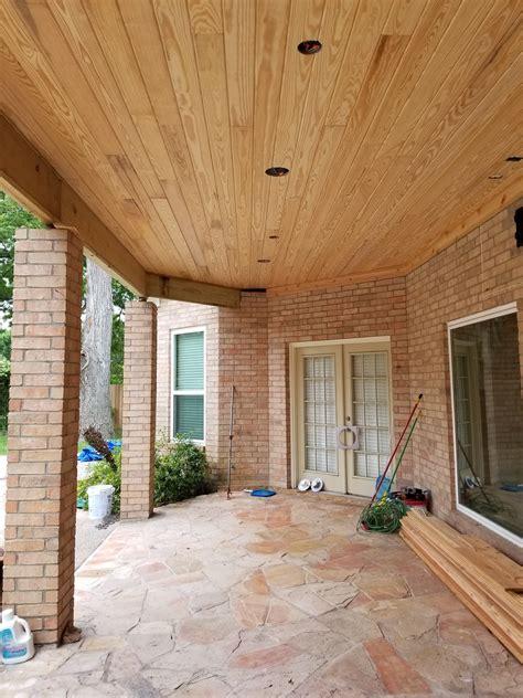 removing water stains  cedar ceiling nakedsnakepresscom