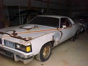 1977 Pontiac Gto 1977 Pontiac Lemans Can Am 2 Door Sport Coupe Gto 77 Le