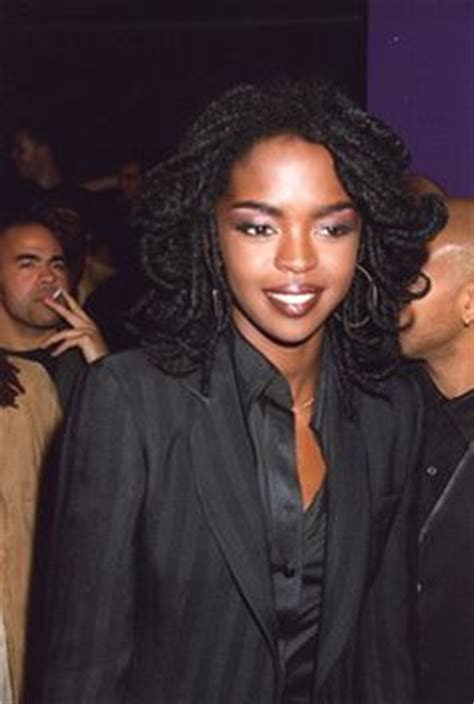 lauryn hill with locs african black hair natural braids and locks on