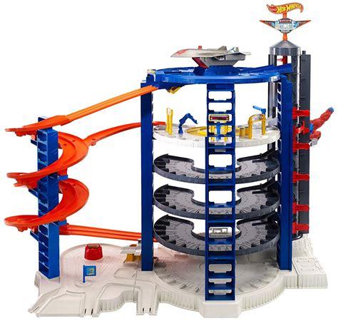 Wheels Garage Playset by Wheels Ultimate Garage Playset Toys