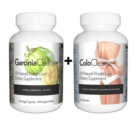 Garcinia Detox Pills by The Ultimate Weight Loss Solution Garcinia Cambogia