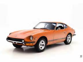 Nissan 240z Classic Datsun 240z For Sale On Classiccars 10 Available