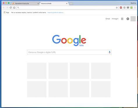come impostare google come pagina iniziale in internet come impostare google come pagina iniziale di una nuova