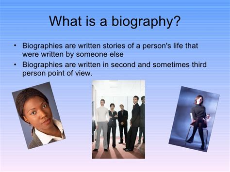 understanding biography autobiography and memoir biographies vs autobiographies