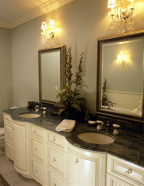 Modern Sink Cabinets For Bathrooms - elegant master bath archives north country cabinets