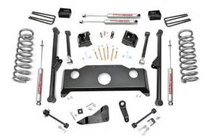2010 Dodge Ram 1500 Suspension Lift Kit Ram 2500 3500 2008 2012 4wd Lift Kits Sd Truck