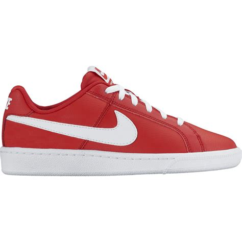 nike boys court royale tennis shoes white