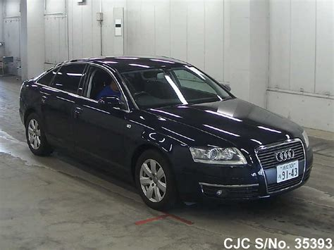 repair anti lock braking 2004 audi a6 engine control 2004 audi a6 navy blue for sale stock no 35393 japanese used cars exporter