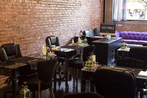 bed of nails nyc bed of nails nail bar nail salons harlem new york