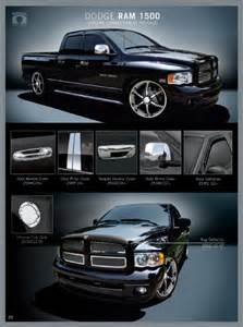 1994 Dodge Ram 1500 Aftermarket Parts Dodge Ram Chrome Accessories Custom Ram 1500