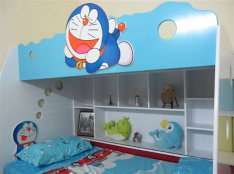 desain gambar doraemon desain kamar anak nuansa doraemon paling menarik dan keren