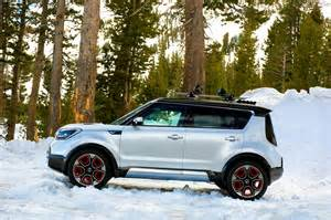 Kia Soul 4wd Photos Kia Soul 4wd Hybrid Trailster Concept 2016 From